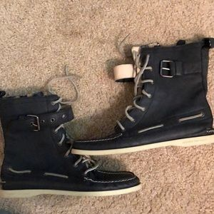 Women's Sperry Topsider Boots